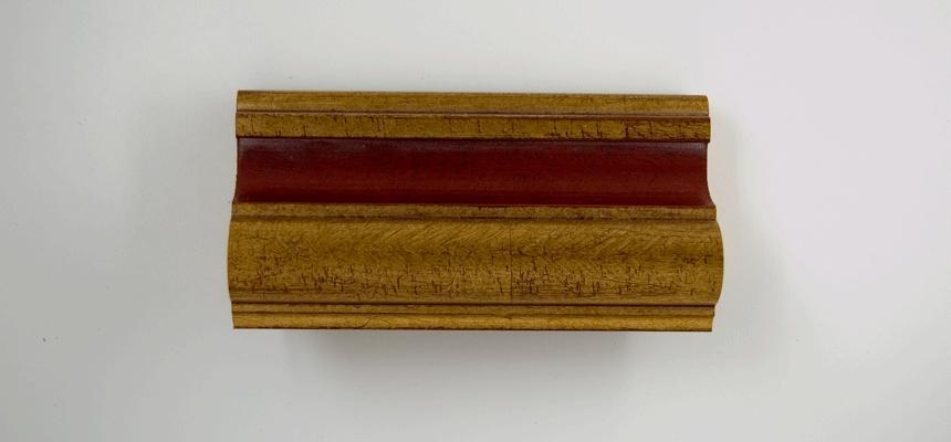 30C Goud - rood
